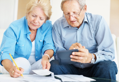Older Americans Month- Help Seniors Protect Against Online Fraud.
