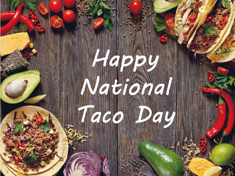 5 Recipes for National Taco Day