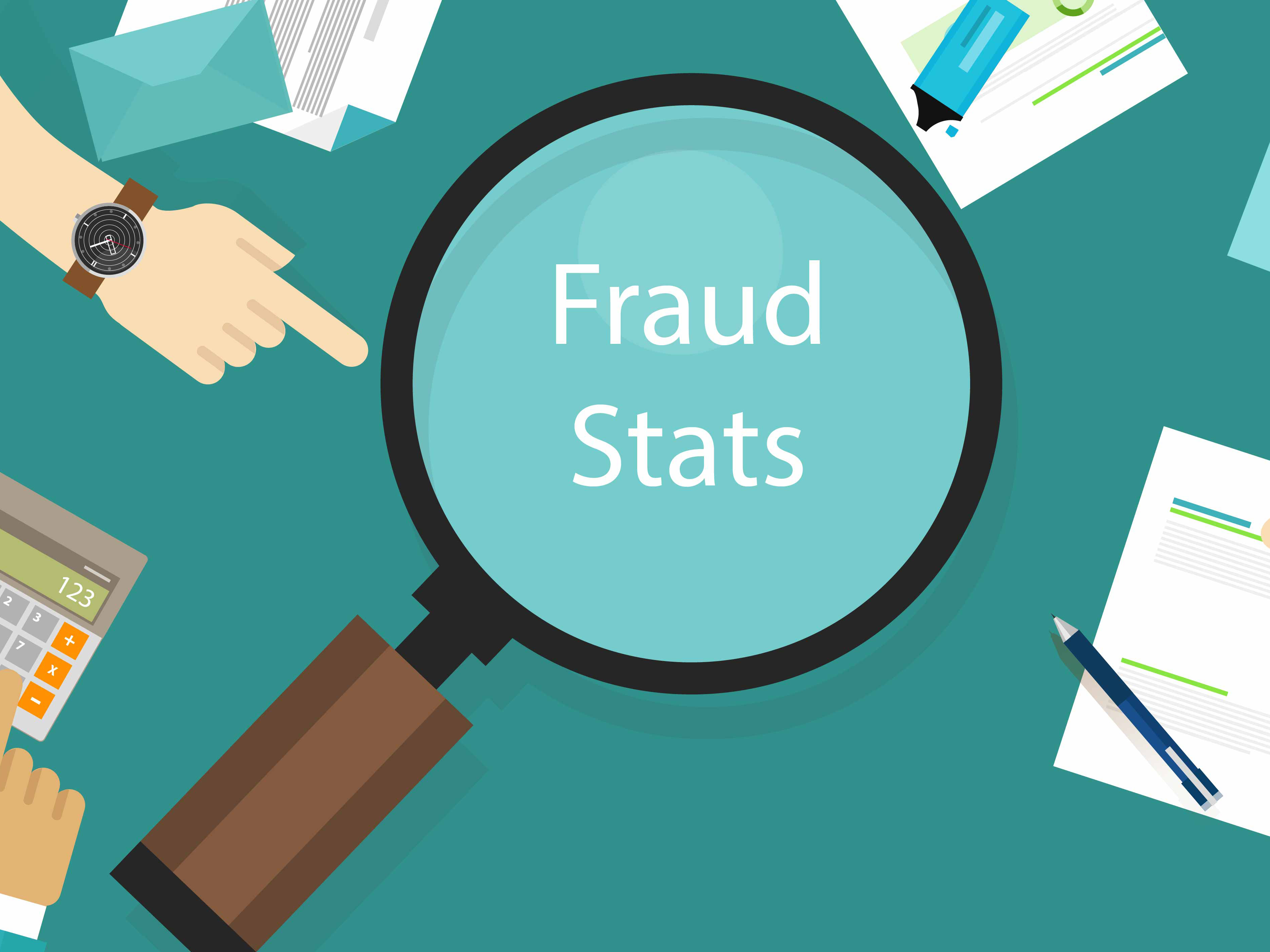 Why Me?! Stats about Fraud