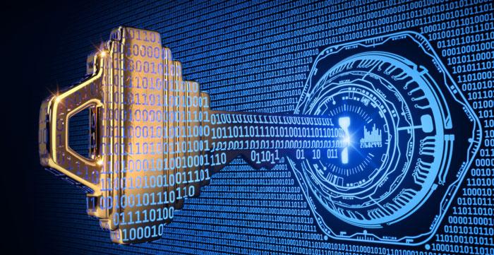 digital key unlocking data