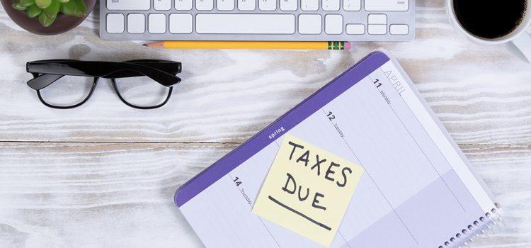 Our Top Three Tax Season Tips